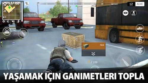 Last Battleground: Survival Ekran Görüntüleri - 2
