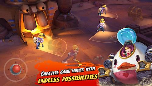 Treasure Raiders: Zombie Crisis Ekran Görüntüleri - 3