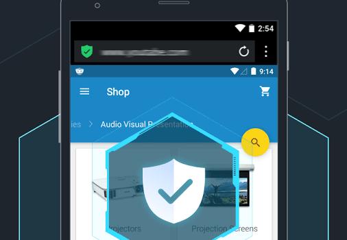 Armorfly Browser Ekran Görüntüleri - 1