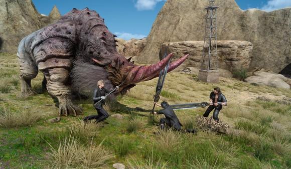 Final Fantasy XV 4 - 4