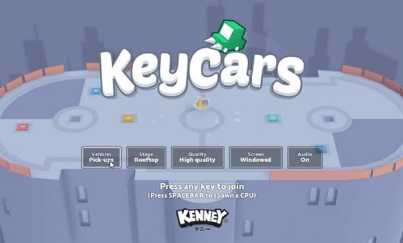 KeyCars 3 - 4