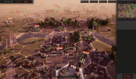 Panzer Strategy 1 - 1