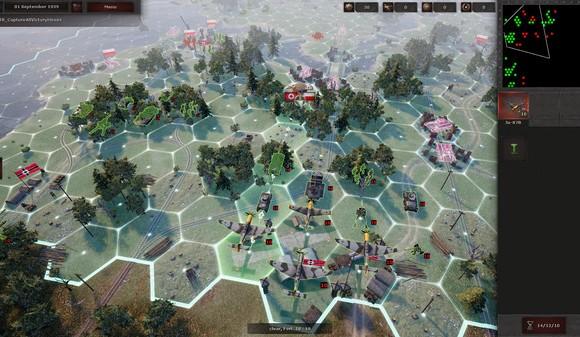 Panzer Strategy 5 - 4