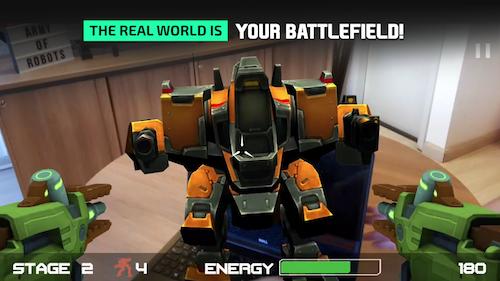 Army of Robots Ekran Görüntüleri - 1