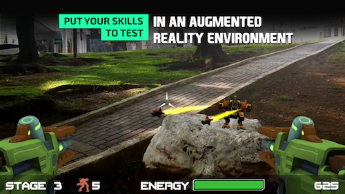 Army of Robots Ekran Görüntüleri - 2