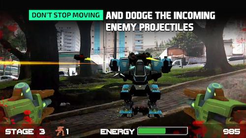 Army of Robots Ekran Görüntüleri - 3