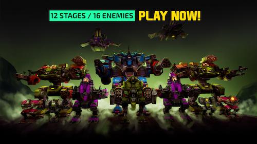 Army of Robots Ekran Görüntüleri - 4