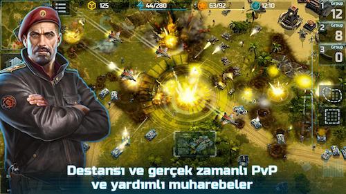 Art Of War 3 Ekran Görüntüleri - 1