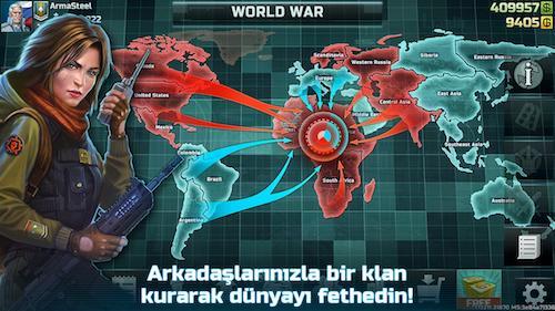 Art Of War 3 Ekran Görüntüleri - 6