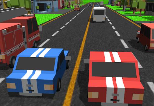 Double Traffic Race Ekran Görüntüleri - 1