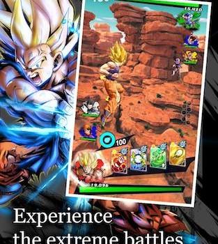 DRAGON BALL LEGENDS Ekran Görüntüleri - 2