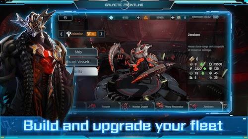 Galactic Frontline Ekran Görüntüleri - 3