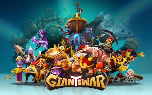 Giants War Ekran Görüntüleri - 1