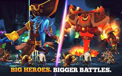 Giants War Ekran Görüntüleri - 2