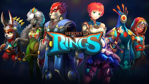 Heroes of Rings Ekran Görüntüleri - 6