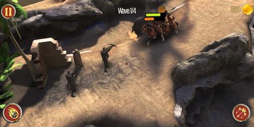 Knightfall AR Ekran Görüntüleri - 1