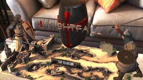 Knightfall AR Ekran Görüntüleri - 2