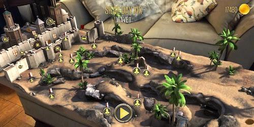 Knightfall AR Ekran Görüntüleri - 3