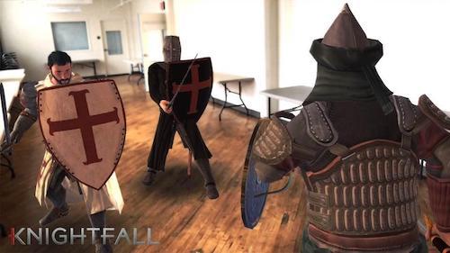 Knightfall AR Ekran Görüntüleri - 4