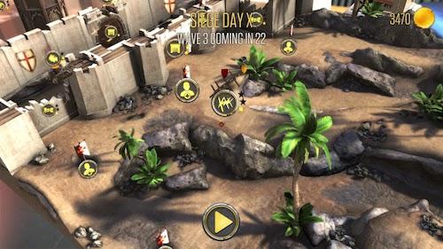 Knightfall AR Ekran Görüntüleri - 5