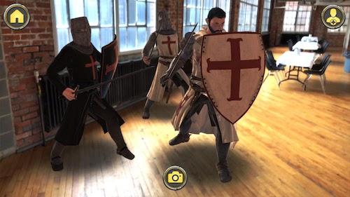 Knightfall AR Ekran Görüntüleri - 6