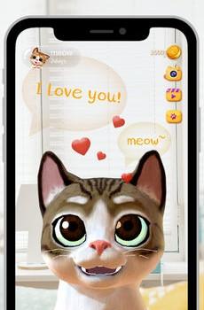 Meow! - AR Cat Ekran Görüntüleri - 3