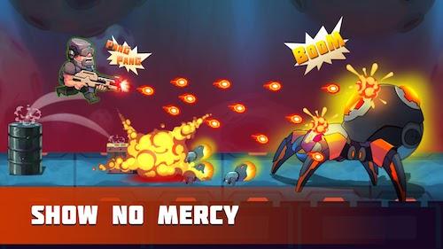 Metal Strike War Ekran Görüntüleri - 1
