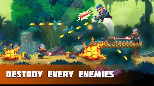 Metal Strike War Ekran Görüntüleri - 4