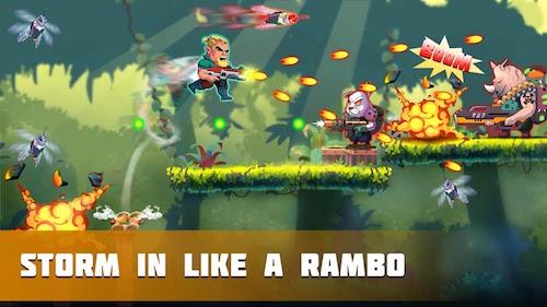 Metal Strike War Ekran Görüntüleri - 5