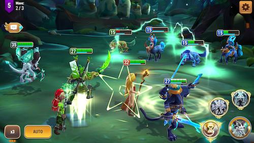 Might & Magic: Elemental Guardians Ekran Görüntüleri - 4