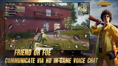 PLAYERUNKNOWN'S BATTLEGROUNDS - PUBG Ekran Görüntüleri - 4