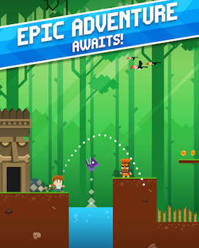 Runventure Ekran Görüntüleri - 1