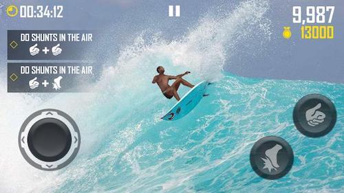 Surfing Master Ekran Görüntüleri - 1