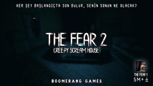 The Fear 2 : Creepy Scream House Ekran Görüntüleri - 8