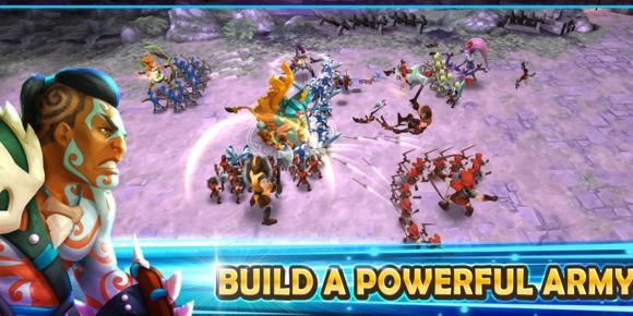 Wartide: Heroes of Atlantis Ekran Görüntüleri - 1