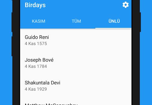 Birdays Ekran Görüntüleri - 1