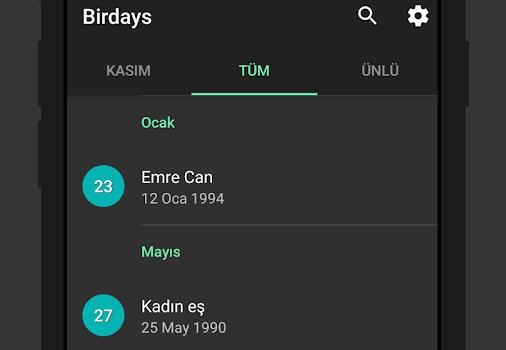 Birdays Ekran Görüntüleri - 4