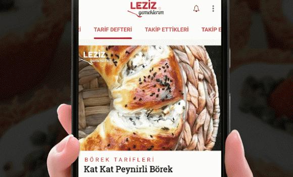 Leziz Yemeklerim Ekran Görüntüleri - 4