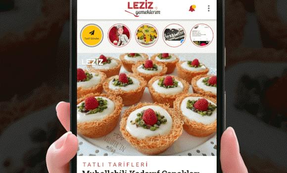 Leziz Yemeklerim Ekran Görüntüleri - 5