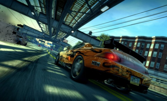 Burnout Paradise Remastered 1 - 1