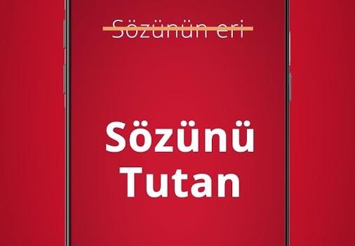 Eşit Sözlük iOS 1 - 1