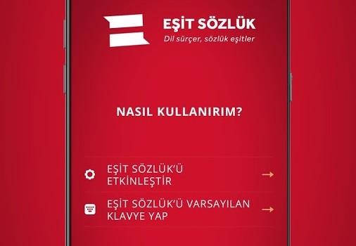 Eşit Sözlük iOS 3 - 3