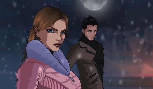 Fear Effect Sedna 2 - 2