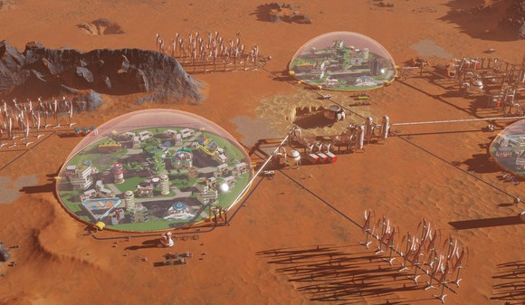 Surviving Mars 2 - 2