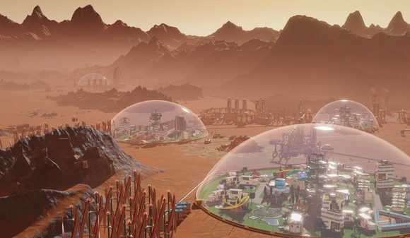 Surviving Mars 1 - 1