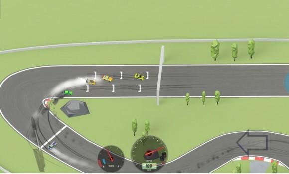 Full Drift Racing Ekran Görüntüleri - 3