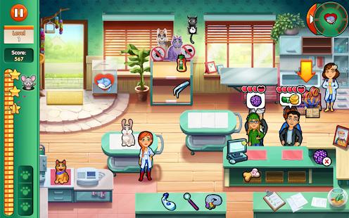 Dr. Cares - Amy's Pet Clinic Ekran Görüntüleri - 1