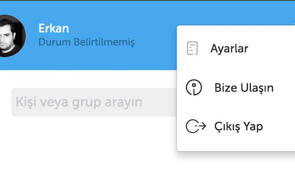 BiP Messenger Ekran Görüntüleri - 3