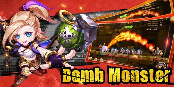 Bomb Monster Ekran Görüntüleri - 1