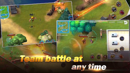Conflict.io Ekran Görüntüleri - 5